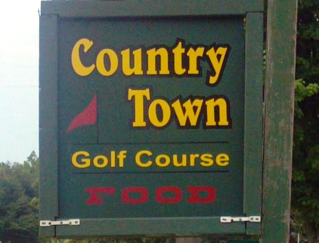 Country Town Golf Course,Springport, Michigan,  - Golf Course Photo