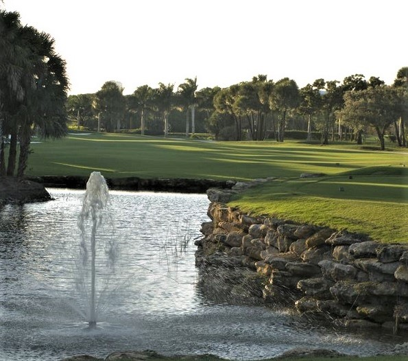 Golf Course Photo, Country Club of Naples, Naples, Florida, 34105