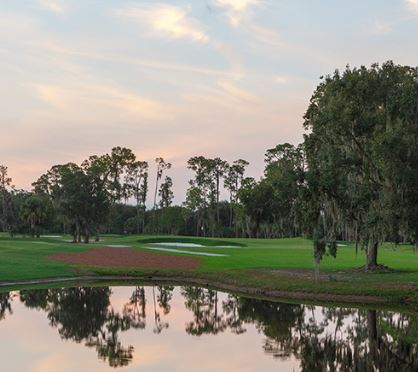 Country Club Of Winter Haven, Winter Haven, Florida,  - Golf Course Photo