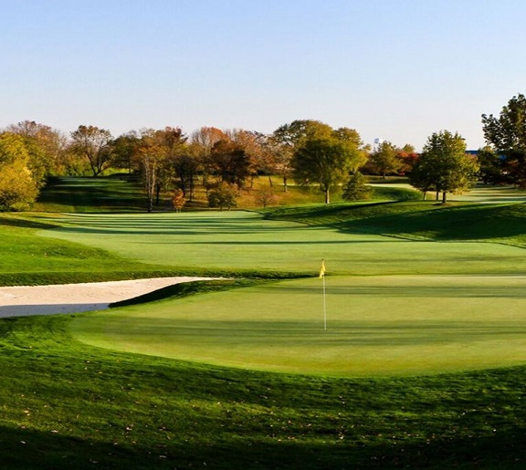 Country Club Of The North, Beavercreek, Ohio,  - Golf Course Photo