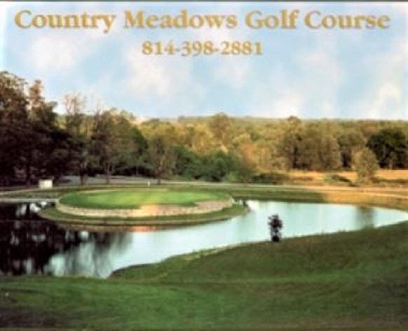 Country Meadows Golf Course, Venango, Pennsylvania, 16440 - Golf Course Photo