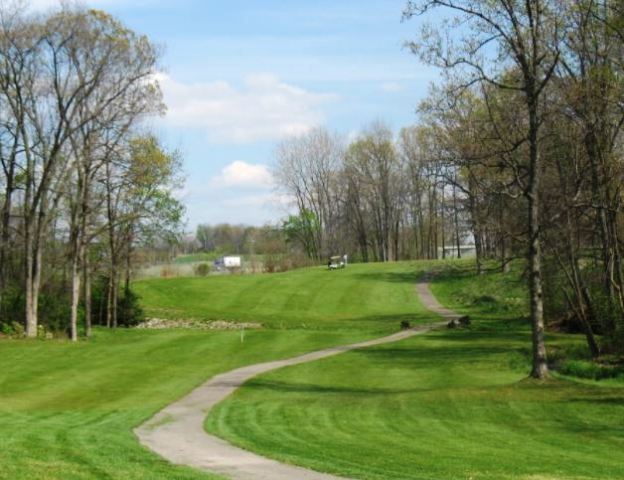 Country Meadows Golf Resort, Fremont, Indiana,  - Golf Course Photo