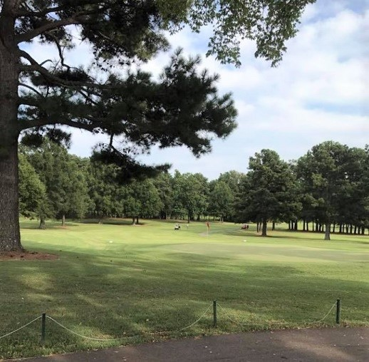 Golf Course Photo, Covington Country Club, Covington, Tennessee, 38019