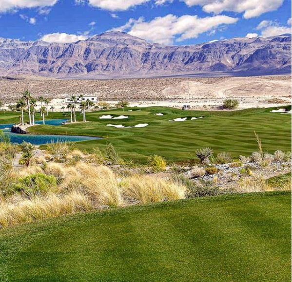 Coyote Springs Golf Club