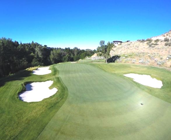 Crane Creek Country Club, Boise, Idaho, 83702 - Golf Course Photo