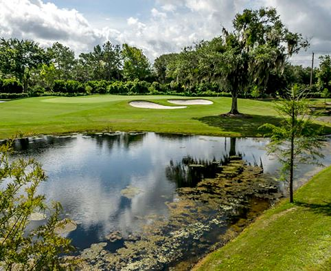 Crane Lakes Golf and Country Club, Port Orange, Florida,  - Golf Course Photo