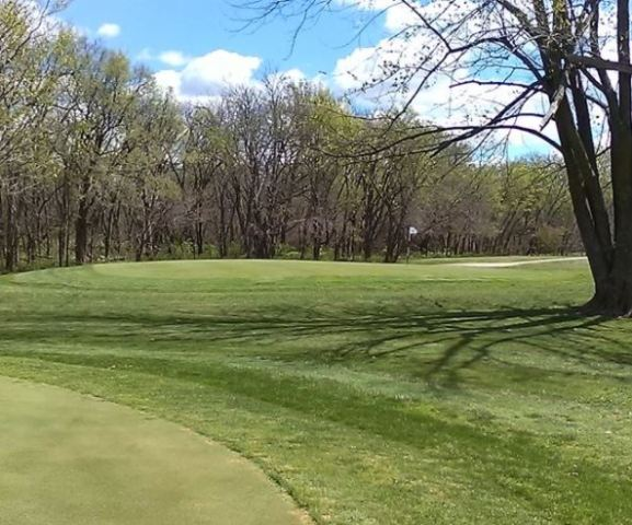 Golf Course Photo, Girard Municipal Golf Course, Girard, Kansas, 66743