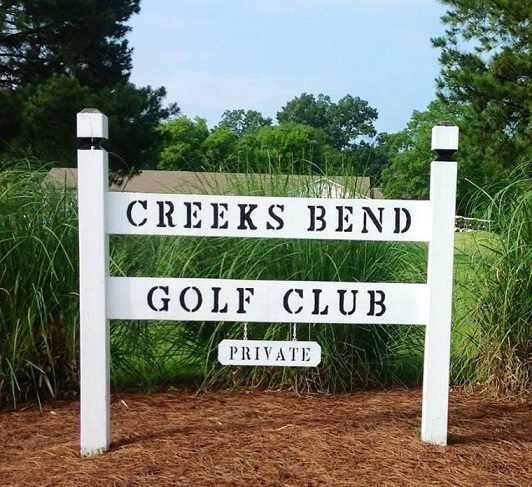 Golf Course Photo, Creeks Bend Golf Club, Hixson, Tennessee, 37343
