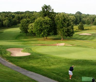 Golf Course Photo, Crestview Country Club, Agawam, 01001