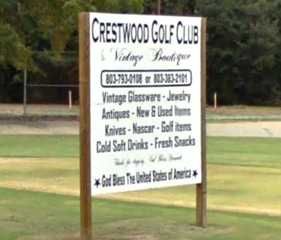 Crestwood Country Club,Denmark, South Carolina,  - Golf Course Photo