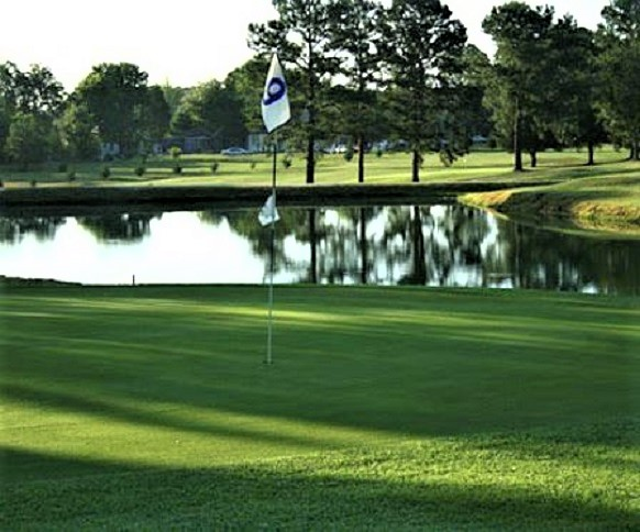Crewe Country Club, Crewe, Virginia,  - Golf Course Photo