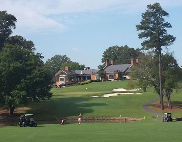 Croasdaile Country Club, Durham, North Carolina, 27705 - Golf Course Photo