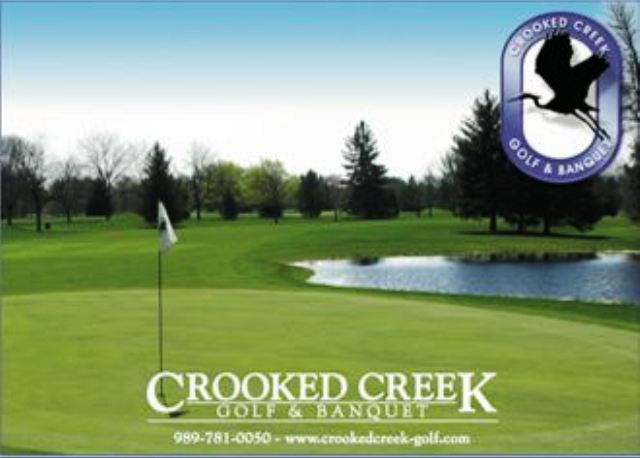 Crooked Creek Golf Course,Saginaw, Michigan,  - Golf Course Photo