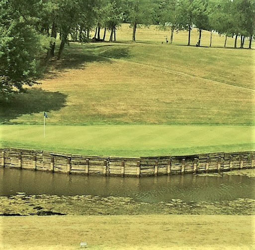 Crooked Creek Golf Course, CLOSED 2013