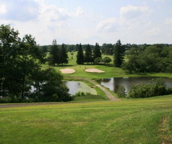 Cross Creek Resort, North Eighteen Golf Course,Titusville, Pennsylvania,  - Golf Course Photo