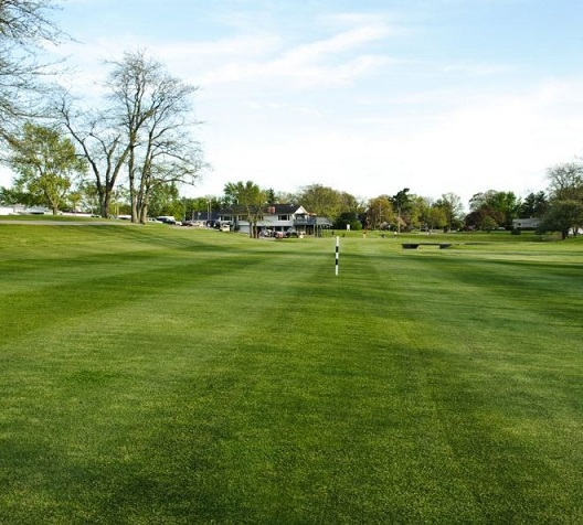 Golf Course Photo, Cross Creek Golf Course, The Majorki Course, Decatur, Indiana, 46733