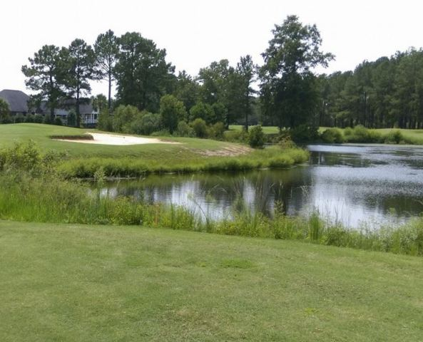 Golf Course Photo, The Crossings Golf Club, Florence, 29505