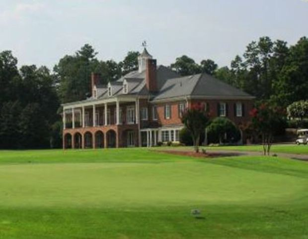 Golf Course Photo, Cross Creek Plantation | Cross Creek Golf Course, Seneca, 29678