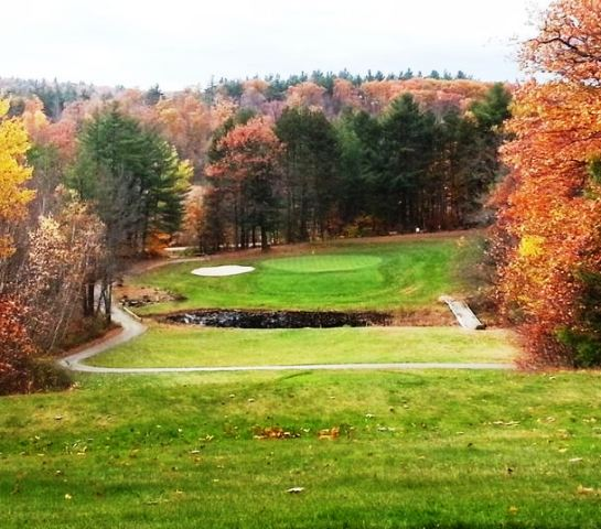 Crotched Mountain Golf Club | Crotched Mountain Golf Course,Francestown, New Hampshire,  - Golf Course Photo