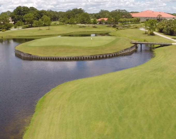 Carrolwood Country Club, Tampa, Florida, 33624 - Golf Course Photo