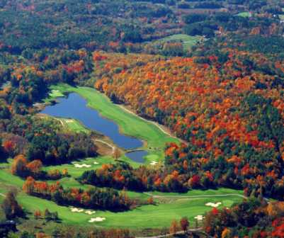 Crumpin-Fox Club,Bernardston, Massachusetts,  - Golf Course Photo