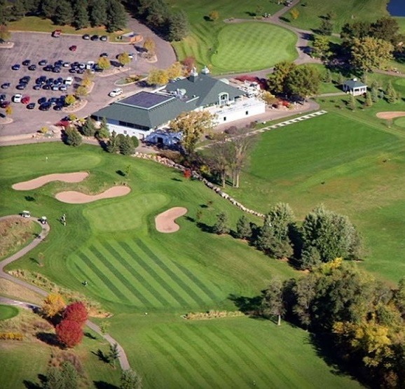 Crystal Lakes Golf Club, Lakeville, Minnesota,  - Golf Course Photo