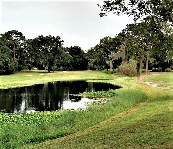 Golf Course Photo, Crystal River Golf Club, CLOSED 2018, Crystal River, Florida, 34429