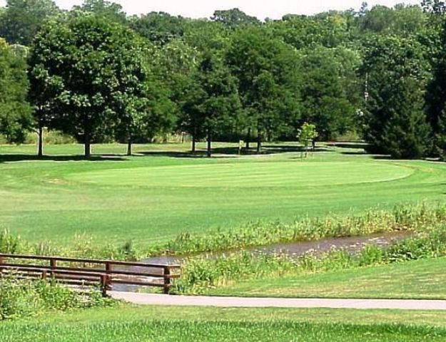 Currie Park Golf Course, Wauwatosa, Wisconsin, 53222 - Golf Course Photo