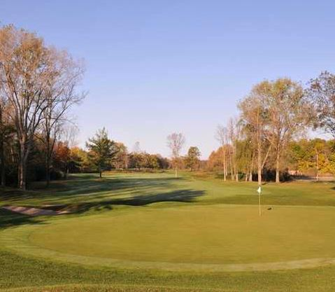 Currie Municipal Golf Course, Par-3 Course (9-holes), Midland, Michigan,  - Golf Course Photo