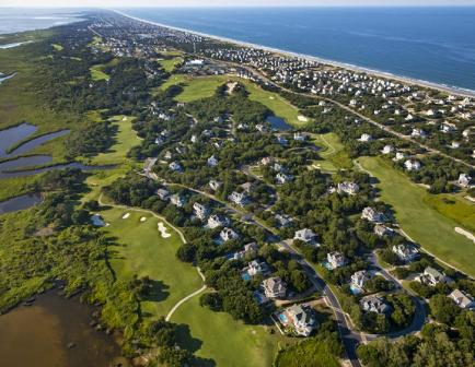 The Currituck Club, Currituck Golf Course,Corolla, North Carolina,  - Golf Course Photo