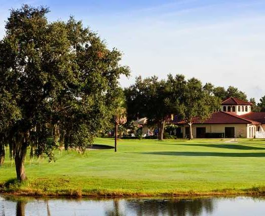 Cypress Greens Golf & Tennis Community,Lake Alfred, Florida,  - Golf Course Photo