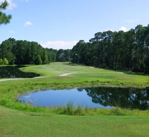 Cypress Knoll Golf and Country Club, Palm Coast, Florida,  - Golf Course Photo