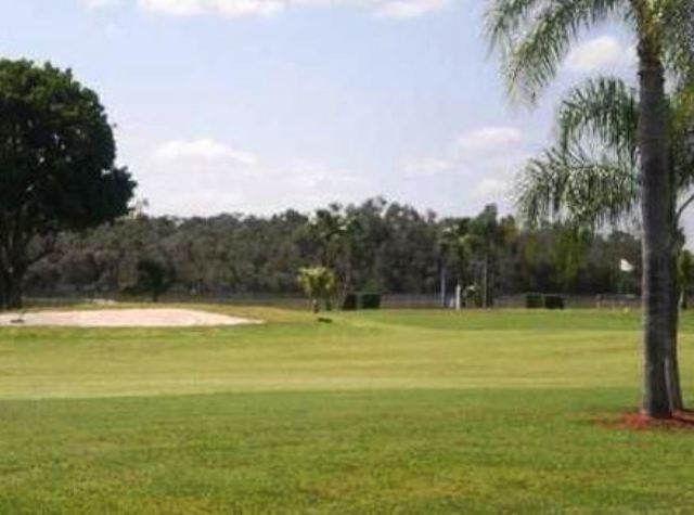Cypress Lakes Homeowners Golf Course, West Palm Beach, Florida,  - Golf Course Photo