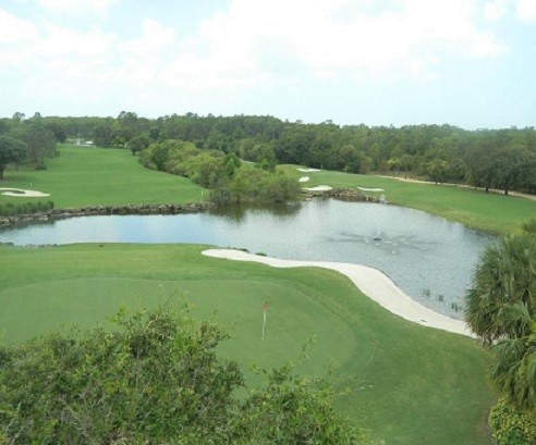 Cypress Woods Golf & Country Club, Naples, Florida,  - Golf Course Photo