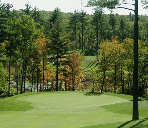 Cyprian Keyes Golf Club, Championship Course, Boylston, Massachusetts,  - Golf Course Photo