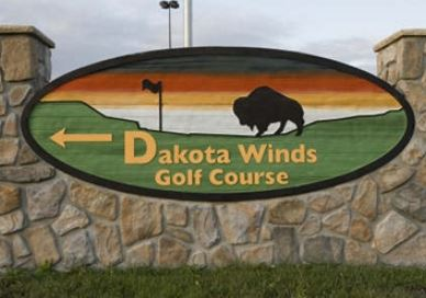 Dakota Winds Golf Course, Hankinson, North Dakota,  - Golf Course Photo