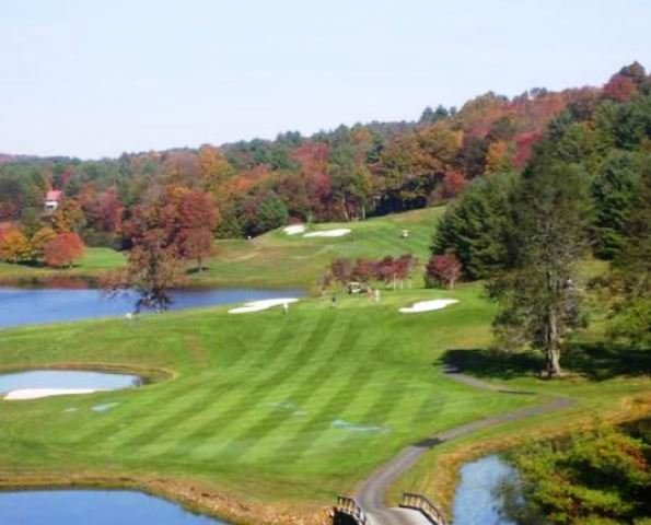 Dan Valley Golf Course, Stoneville, North Carolina, 27048 - Golf Course Photo
