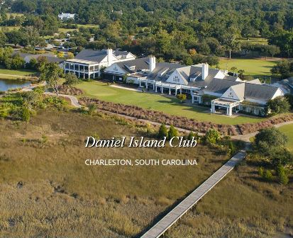Golf Course Photo, Daniel Island Club, Beresford Creek Golf Course, Charleston, 29492