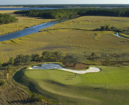 Golf Course Photo, Daniel Island Club, Ralston Creek Golf Course, Charleston, 29492