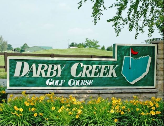 Golf Course Photo, Darby Creek Golf Course, Marysville, 43040