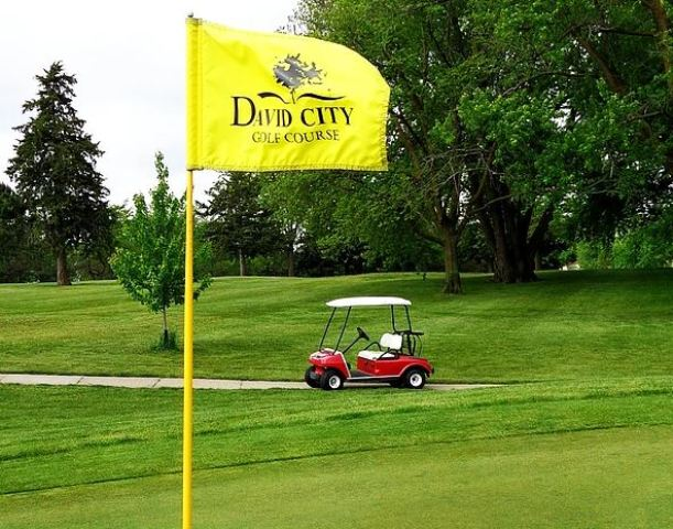 David City Golf Course, David City, Nebraska,  - Golf Course Photo