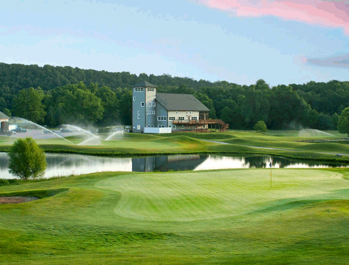 Golf Club at Deer Chase | Deer Chase Golf Club,Linn Creek, Missouri,  - Golf Course Photo