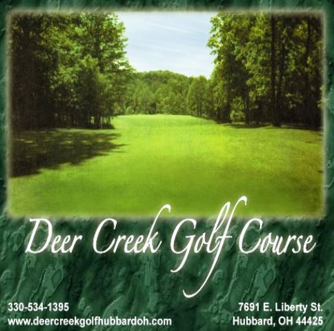 Golf Course Photo, Deer Creek Golf Course, Hubbard, 44425