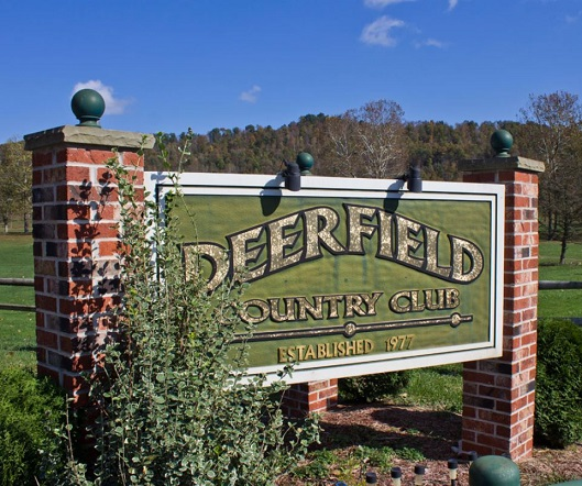 Deerfield Golf Course, Weston, West Virginia,  - Golf Course Photo