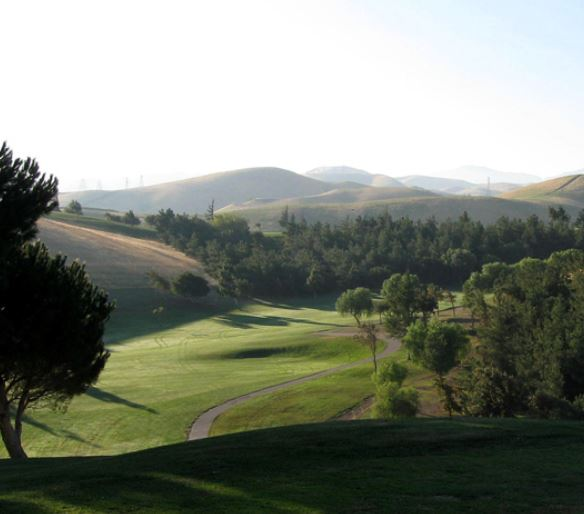 Delta View Golf Course, CLOSED 2018, Pittsburg, California,  - Golf Course Photo