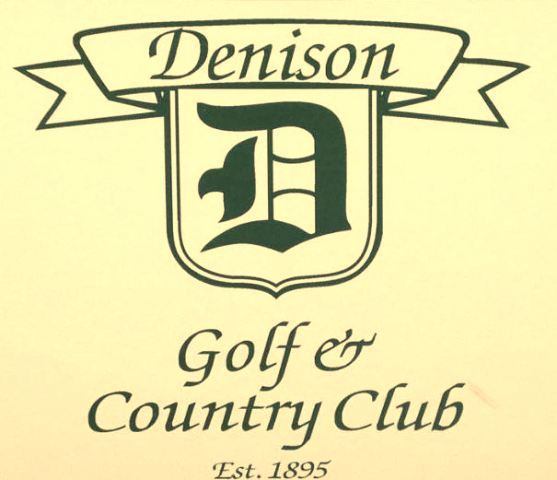 Denison Country Club, CLOSED 2020