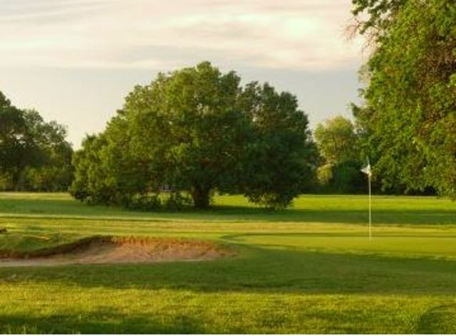 Denison Country Club,Denison, Texas,  - Golf Course Photo