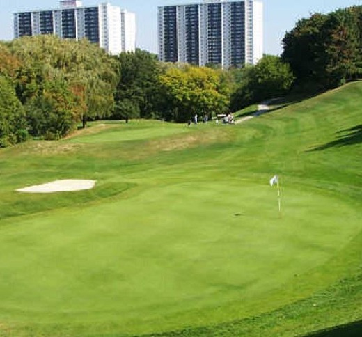 Dentonia Park Golf Course, Scarborough, Ontario,  - Golf Course Photo