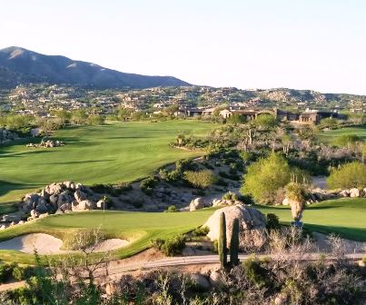 Desert Mountain Golf Club, Apache Golf Course,Scottsdale, Arizona,  - Golf Course Photo