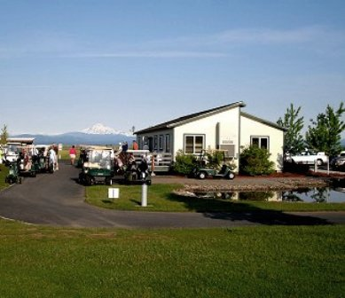Desert Peaks Golf Course,Madras, Oregon,  - Golf Course Photo